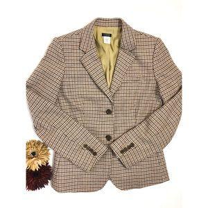 J. Crew Factory Tweed Blazer - size 4